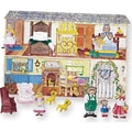 Little Folk Visuals® Flannel Board Set, Goldilocks and The Three Bears