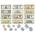 Little Folk Visuals® US Currency Flannel Board Pre-Cut Set