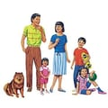 Little Folk Visuals® Flannel Board Set, Multicultural Families