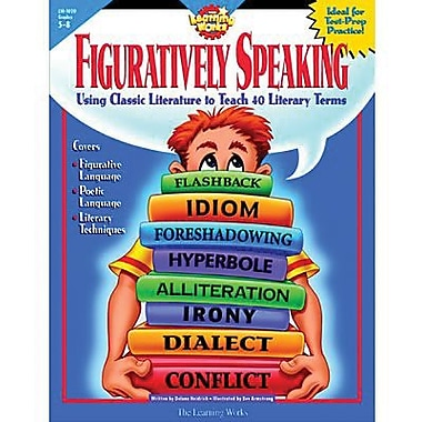 Creative Teaching Press™ Figuratively Speaking Book