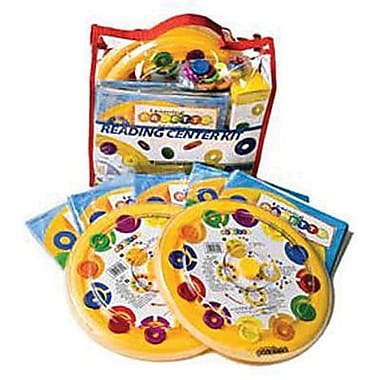 Learning Wrap-Ups Learning Palette® Kinder Reading 2 Base Center Kit, Grades Kindergarten