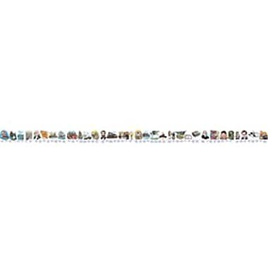 McDonald Publishing® Chalkboard Topper, U.S. History Timeline