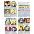 McDonald Publishing® Bulletin Board Pack, Composers