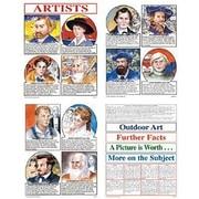 McDonald Publishing® Bulletin Board Pack, Artists