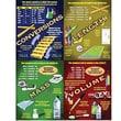 McDonald Publishing® Poster Set, The Metric System Teaching