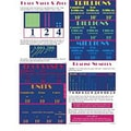 McDonald Publishing® Poster Set, Place Value
