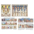 McDonald Publishing® Poster Set, Greek and Roman Mythology