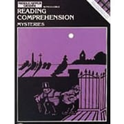 McDonald Publishing® Reading Comprehension Mysteries Reproducible Book, Grades 6th - 9th