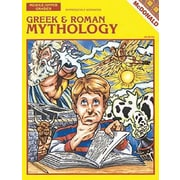 McDonald Publishing® Greek and Roman Mythology Reproducible Book, Grades 6th - 9th