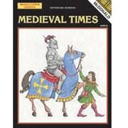 McDonald Publishing® Medieval Times Reproducible Book, Grades 6th - 9th