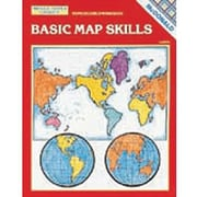 McDonald Publishing® Basic Map Skills Reproducible Book, Grades 6th - 9th