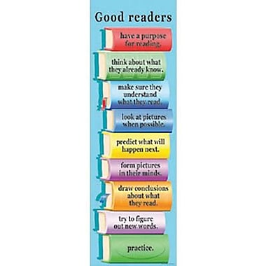 McDonald Publishing® Colossal Poster, What Good Readers Do