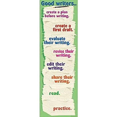 McDonald Publishing® Colossal Poster, What Good Writers Do