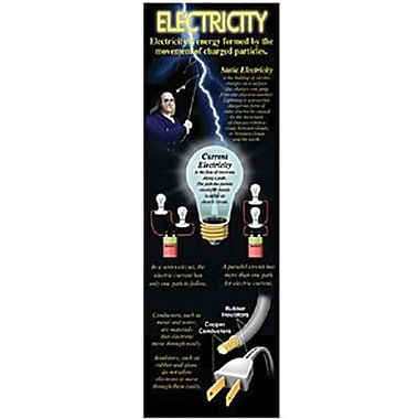 McDonald Publishing® Colossal Poster, Electricity