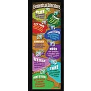 McDonald Publishing® Colossal Poster, Elements of Literature