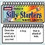 McDonald Publishing® Silly Starters Write-Abouts Booklet, Grades