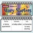 McDonald Publishing® Story Starters Write-Abouts Booklet, Grades 1st - 3rd