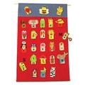 Get Ready Kid's® Storytelling Glove Puppets, ABC Alphabetic Finger and Wall Chart, 3in.