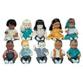 Marvel Education® Multi-Ethnic School Doll Set