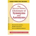 Merriam-Webster® Dictionary of Synonyms and Antonyms