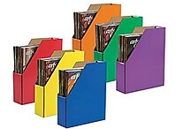 Pacon® Classroom Keepers® Magazine Holder, Assorted Colors