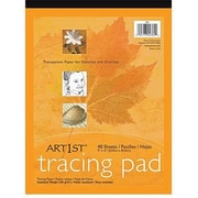 "Pacon® Art1st® Translucent Tracing Paper Pad, 14"" x 11"""