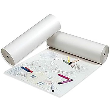 Pacon® Newsprint Paper Roll, 24in. x 1000'