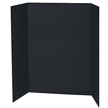 Pacon® Presentation Board, 48in. x 36in., Black