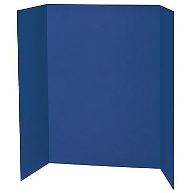 Pacon® Presentation Board, 48in. x 36in., Blue