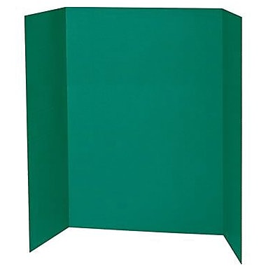 Pacon® Presentation Board, 48in. x 36in., Green