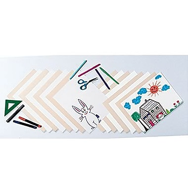 Pacon® Heavyweight Tagboard, 9in. x 12in., Manila