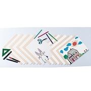 "Pacon® Heavyweight Tagboard, 9"" x 12"", White"