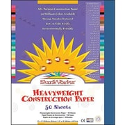 Pacon SunWorks Construction Paper 12 x 9, Dark Blue (PAC7303)