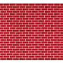 Pacon® Corobuff® Background Paper Roll, Tu-Tone Brick