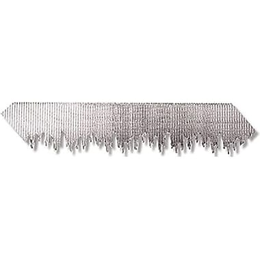 Pacon® Bordette® Pre School - 12th Grades Decorative Border, Silver Metallic Icicles