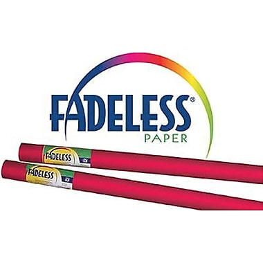 Pacon® Fadeless® Paper Roll, Flame, 48in. x 12'
