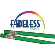 "Pacon® Fadeless® Paper Roll, Apple Green, 48"" x 12'"