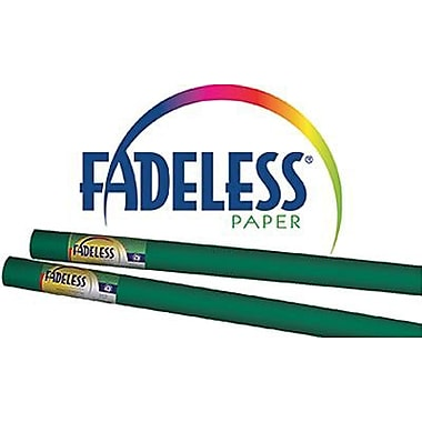 Pacon® Fadeless® Paper Roll, Emerald, 48in. x 12'