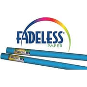 "Pacon® Fadeless® Paper Roll, Brite Blue, 48"" x 12'"