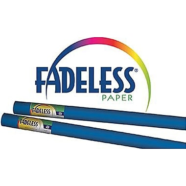 Pacon® Fadeless® Rich Blue Paper Rolls