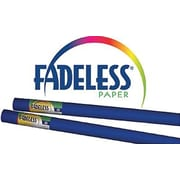 "Pacon® Fadeless® Paper Roll, Royal Blue, 24"" x 12'"