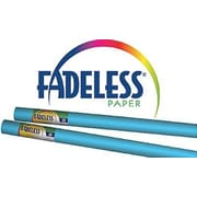 "Pacon® Fadeless® Paper Roll, Lite Blue, 48"" x 12'"