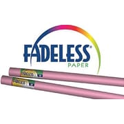 Pacon® Fadeless® Paper Roll, Pink, 24 x 12'