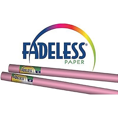 Pacon® Fadeless® Paper Roll, Pink, 48in. x 12'