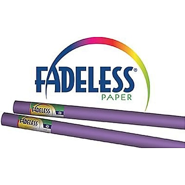 Pacon® Fadeless® Paper Roll, Voilet, 24in. x 12'