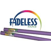 Pacon® Fadeless® Paper Roll, Voilet, 24 x 12'