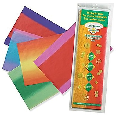 Pacon® Spectra® 18in. x 12in. Madras Pattern Art Tissue Paper