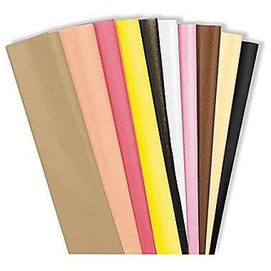 Pacon® KolorFast® 30in. x 20in. Multi-Cultural Tissue Paper, Assorted, 20 Sheets