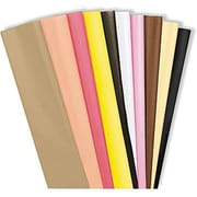 "Pacon® KolorFast® 30"" x 20"" Multi-Cultural Tissue Paper, Assorted, 20 Sheets"