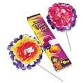 Pacon® KolorFast® 10in.(Dia) Tissue Paper Flower Kit